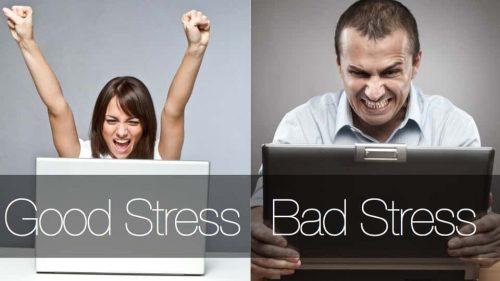 害のあるストレスを健康なストレスに変える方法