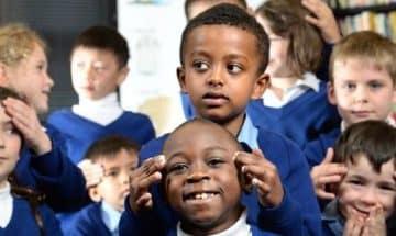 massage in schools