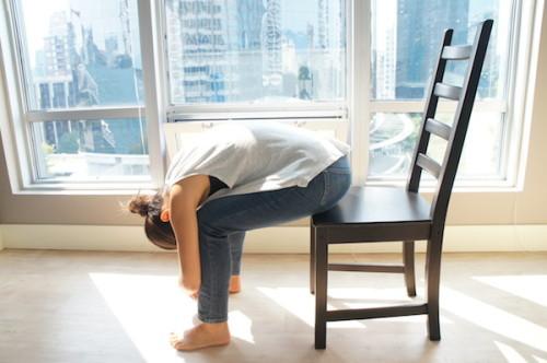 疲労回復のヨガポーズ!5分で体を癒す簡単な方法をご紹介
