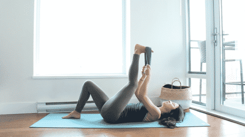 腹筋トレーニング