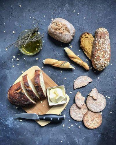 古代小麦を使用したグルテンフリーパン