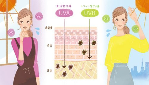 肌にも地球にも優しい!ノンケミカル日焼け止めの選び方、使い方。ブロードスペクトラムって?UVAとUVBとは?